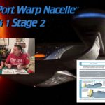 Pack 1 Stage 2 – PORT WARP NACELLE