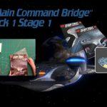Pack 1 Stage 1 – MAIN COMMAND BRIDGE